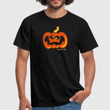 Beasty Even Crazier Pumpkin - Men's T-Shirt