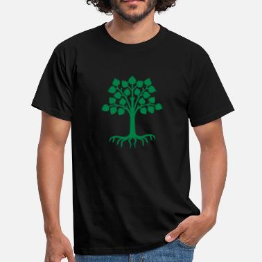 Tree Tree Forest Nature - Men's T-Shirt