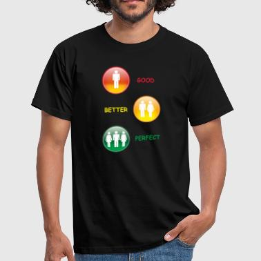 feux de circulation - T-shirt Homme