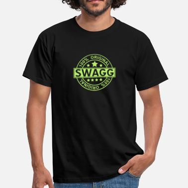 Swag Swagg Swagg - Men's T-Shirt