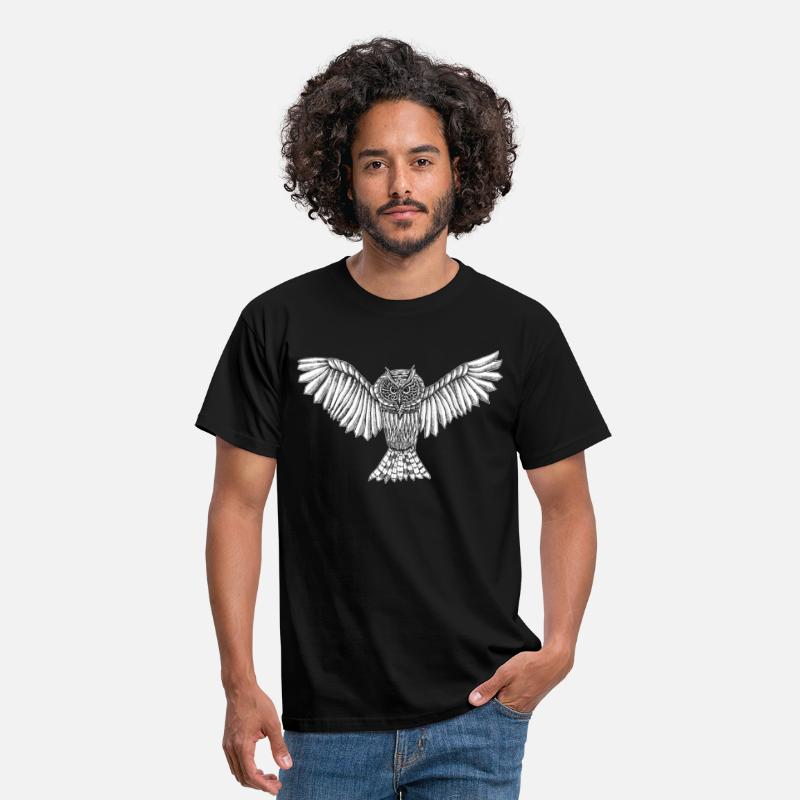 Bird T-Shirts - Marmite - Men's T-Shirt black