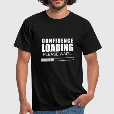 Confidence invites - Men's T-Shirt