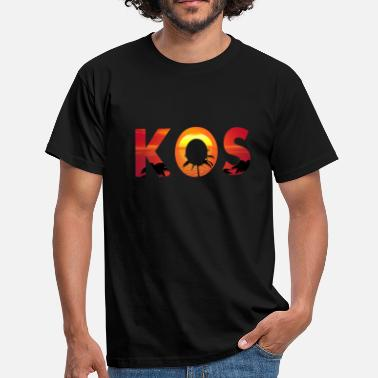 Kos Island T-shirt Kos Greek island - Men's T-Shirt