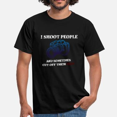 Photography Quote photography - Men's T-Shirt