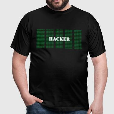 hacker - T-shirt Homme