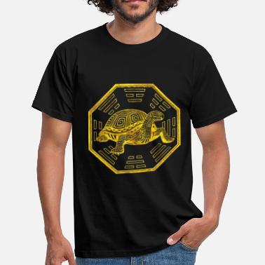 Feng Shui Golden Tortoise / Turtle  Feng Shui - Men's T-Shirt