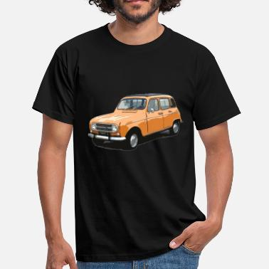 Voiture 4l My Fashion 4l - T-shirt Homme
