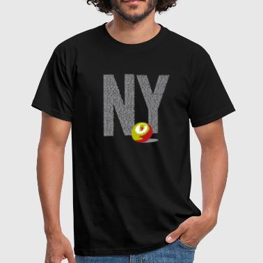 THE BIG APPLE - Men's T-Shirt