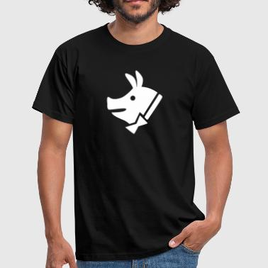 Playboy piggy2 - Mannen T-shirt