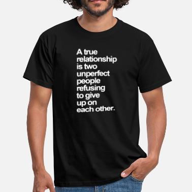 Narcissist Quote about love and relationship - Men's T-Shirt