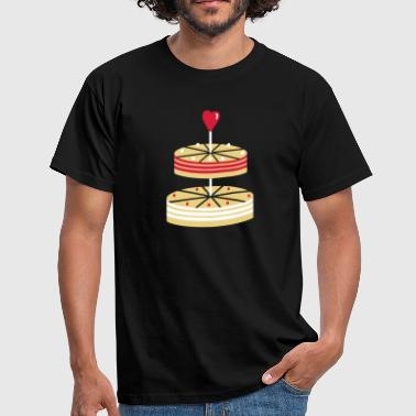 Wedding Cake Wedding Cake - V3 - Men's T-Shirt