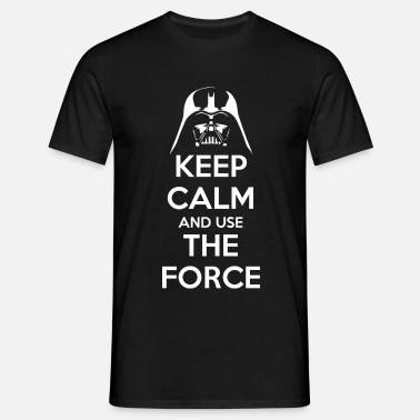 Darth Use the Force - T-shirt Homme