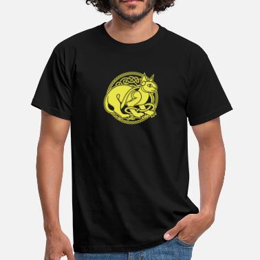 Gael Celtic Cat - Men's T-Shirt