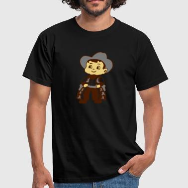 Kid Billy Cowboy - Men's T-Shirt
