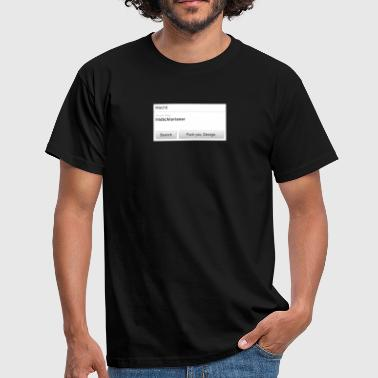 F*ck you, George. - Männer T-Shirt