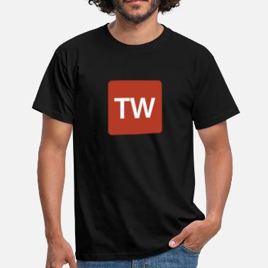 Wordfeud Triple-Word - Men's T-Shirt