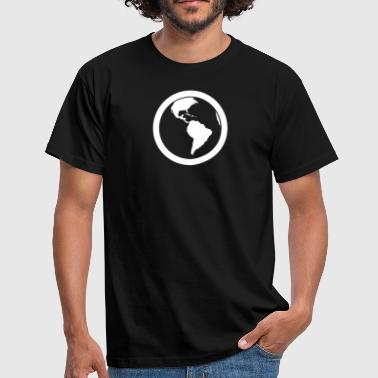 Clean Earth Earth - Men's T-Shirt