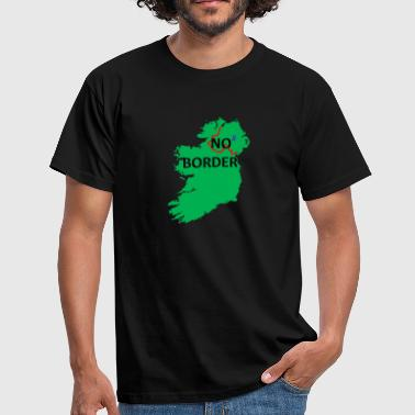 NO BORDER - Men's T-Shirt