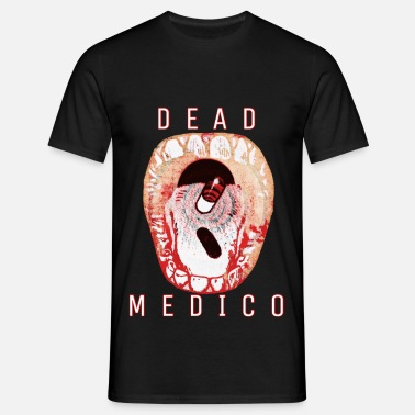 Medic TOT MEDIC 0 MEDICATION - Männer T-Shirt