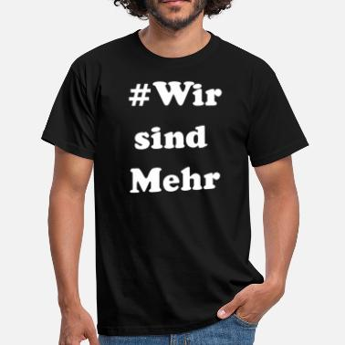 Ruckus Wirsindmehr - Men's T-Shirt