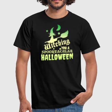Witching - T-shirt Homme