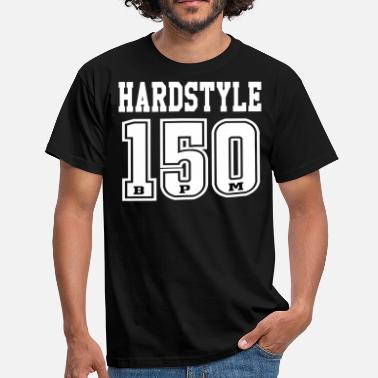 Beat Per Minute Hardstyle - 150 - BPM T-shirt and hoodie - Men's T-Shirt