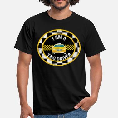 Public Transport taxi driver - Men's T-Shirt