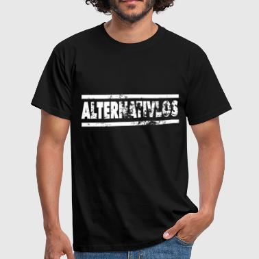 Alternatif alternative - T-shirt Homme