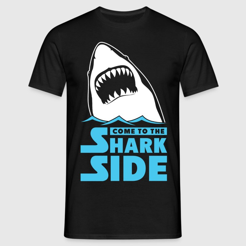 Come To The Shark Side - Men's T-Shirt
