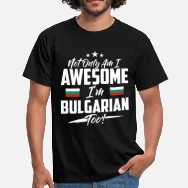 Bourgas Bulgarie pays et pays - T-shirt Homme