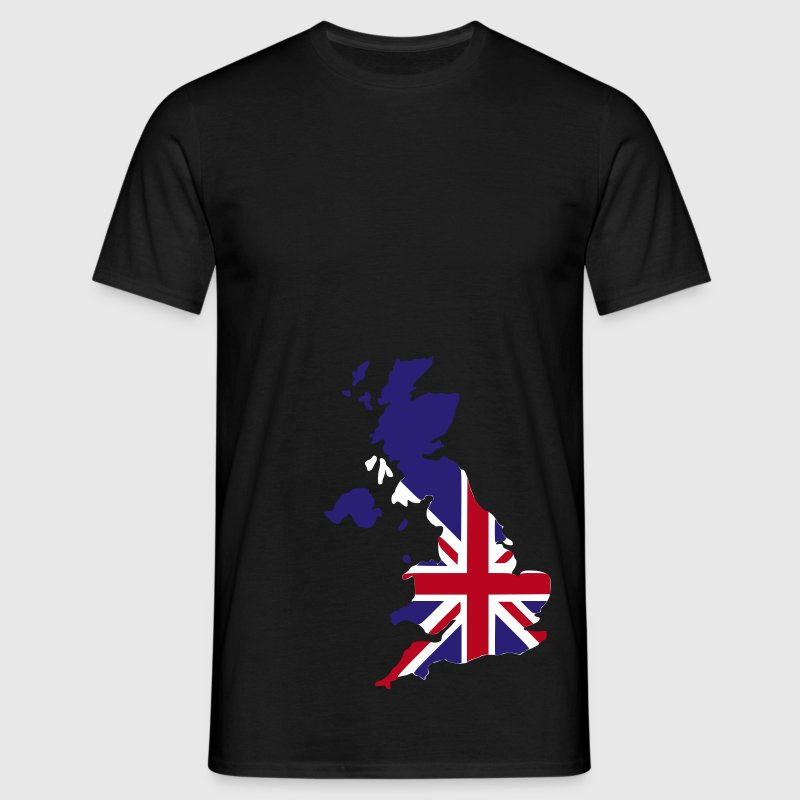 UK - Great Britain - Men's T-Shirt