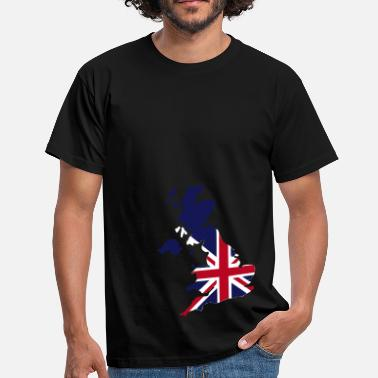 Uk UK - Great Britain - T-shirt Homme