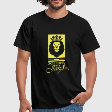 Soldier of Jah - T-shirt Homme