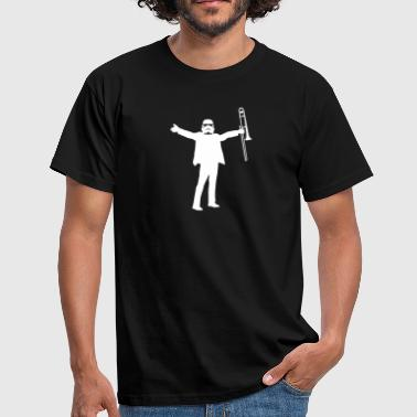 trombone trooper  - T-shirt Homme