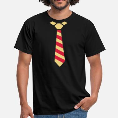 Fake Tie - Men's T-Shirt