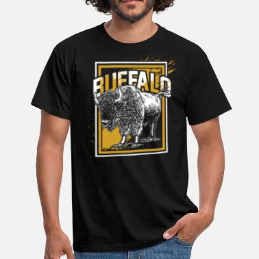 Buffalo buffalo - Men's T-Shirt