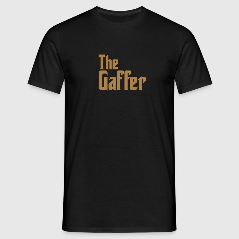 the gaffer - Men's T-Shirt