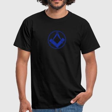 Square freemasonry - Men's T-Shirt