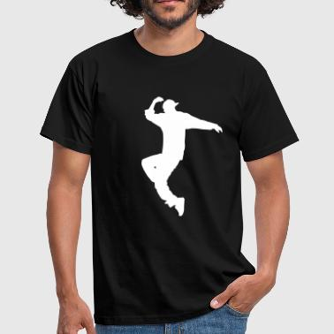 hip hop dancer - Männer T-Shirt