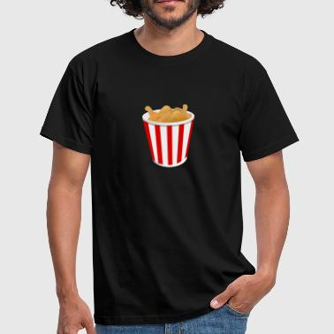 Fried Chicken - Men's T-Shirt