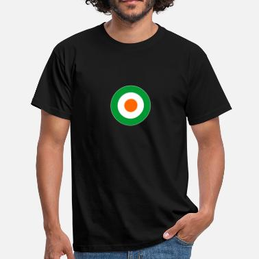 Irish Mod Irland Ireland St. Patricks Day Mod Target DigitalDirekt - Men's T-Shirt