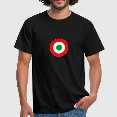Ungarn Hungary Europe Mod Target DigitalDirekt - Men's T-Shirt