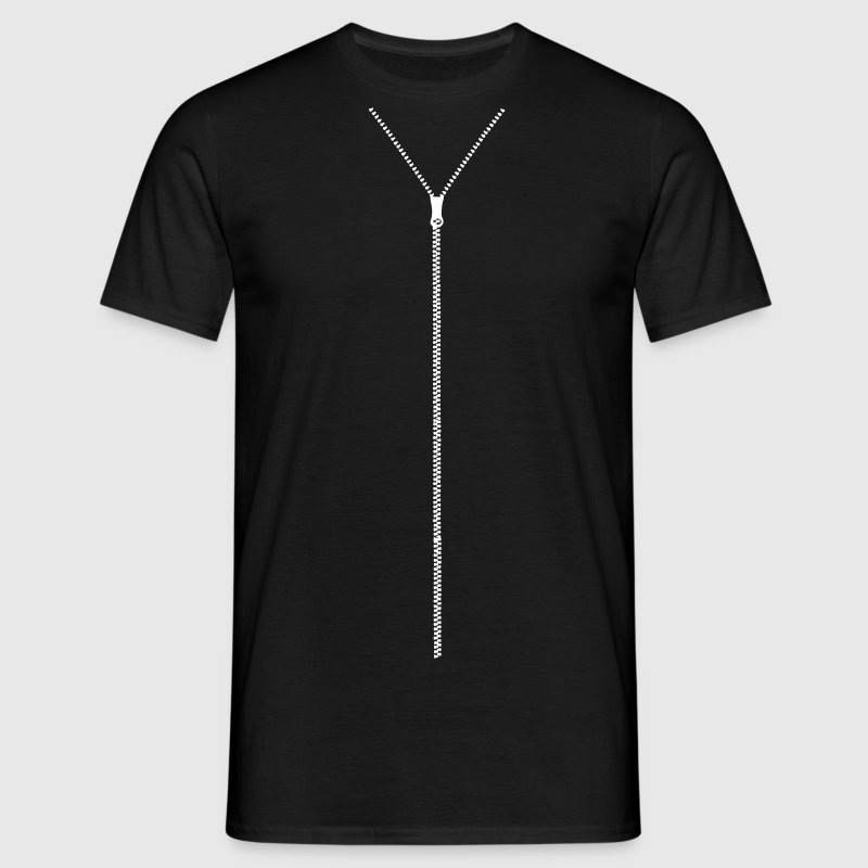 Zipper, zipper, zipper, zip, unzip, zip t-shirt, zipper t-shirt - Men's T-Shirt