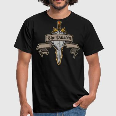 The Paladin - Men's T-Shirt
