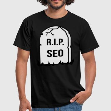 seo is dead - Men's T-Shirt