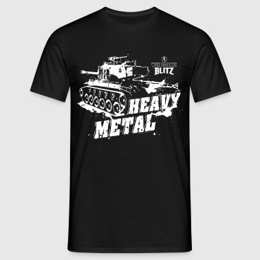 World Of Tanks Blitz Heavy Metal - Men's T-Shirt