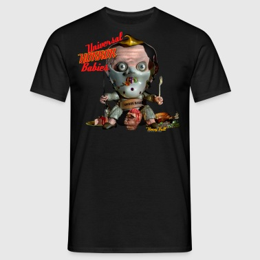 Universal Horror Babies 3 -  Honey Ball  - Männer T-Shirt