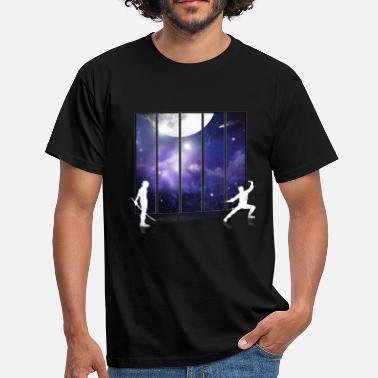 Fantasy Stand Off - Men's T-Shirt