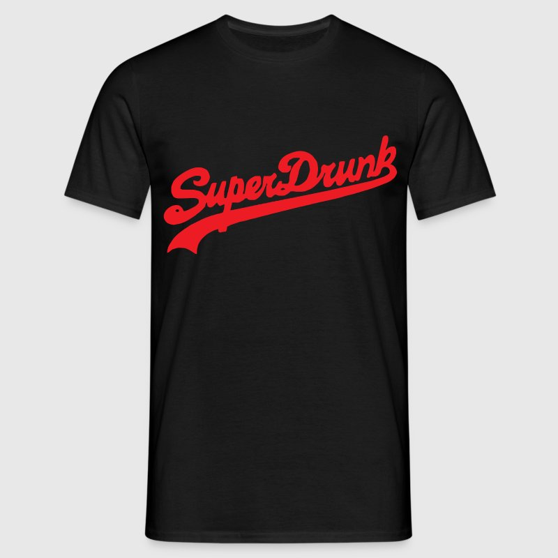 SuperDrunk - Men's T-Shirt
