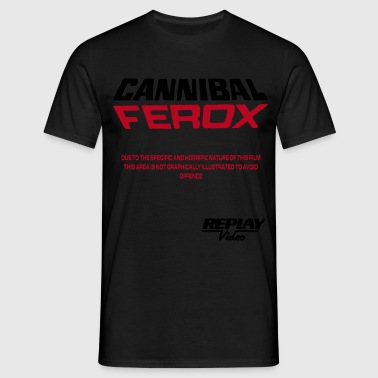 Cannibal Ferox - Men's T-Shirt